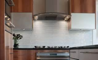2x8 white glass subway tile kitchen inspiration