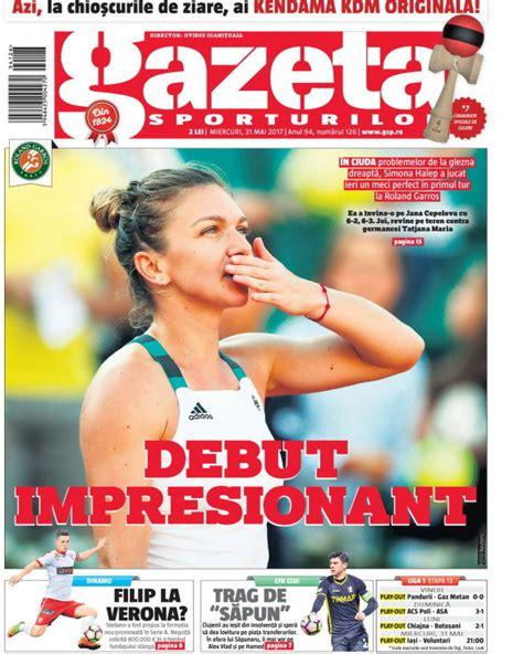 Gazeta Sporturilor | ringier.com