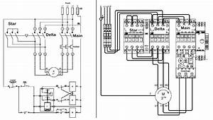 Y Delta Circuit Diagram  U2013 The Wiring Diagram  U2013 Readingrat Net