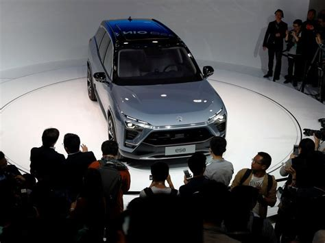 Nio Electric Suv Will Sell In China In 2018