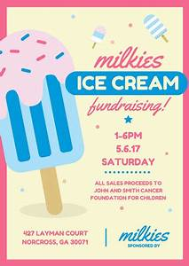 Bake Sale Posters Fundraising Poster Templates Canva