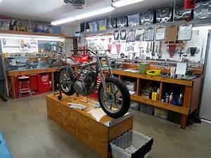 Workshop Style Garage Plans