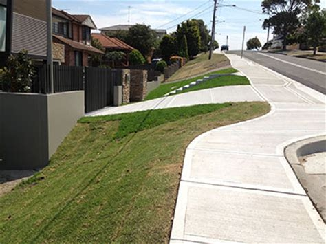 driveways works randwick city council