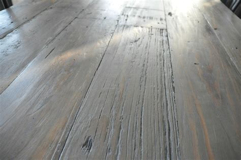 Sealing Plywood Floors by Diy Weathered Wood Stain Finishes Setting For Four