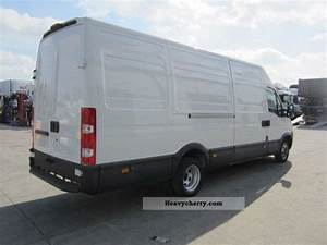 Iveco Daily 35c15 : iveco daily 35c15 maxi 3 0l airco 2008 box type delivery van high and long photo and specs ~ Gottalentnigeria.com Avis de Voitures