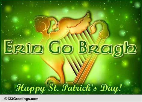 erin  bragh  happy st patricks day ecards