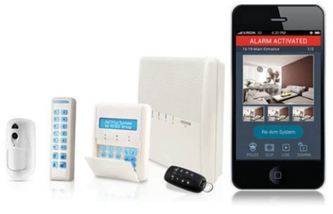 risco agility 3 risco agility 3 real alarm with sensors and smart phone app professionally fitted by