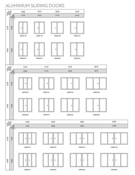 Aluminium Sliding Doors   Wideline Windows & Doors