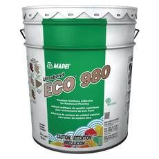Mapei Porcelain Tile Mortar Msds by Mapei Ultrabond Eco 980 Wood Flooring Adhesive 5 Gallon