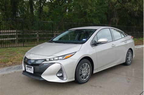 2017 Toyota Prius Prime Real-world Gas Mileage, Electric