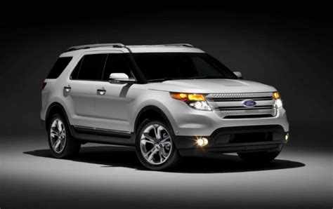 ford explorer hd photo  cars review