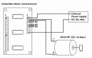 Dc Motor Wiring Diagram 4 Wire