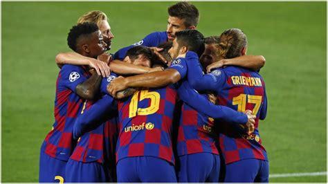 Barcelona vs Ferencvaros, UEFA Champions League Live ...