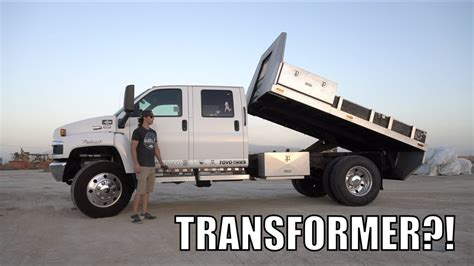 The Ultimate Chevy Work Truck! Youtube