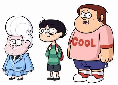 Gravity Falls R63 Clipart Grenda Gender Bender
