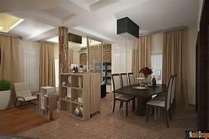 Design Interior Casa Moderna Pipera