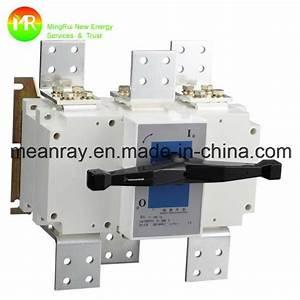 China Ac Dc Automatic Switch Dc Isolator