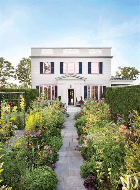White Exterior Paint Color Ideas Photos   Architectural Digest