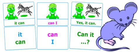 Grammar Printables For Kids Learning English