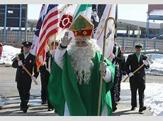 Photos St Patrick's Day Parade in Pawtucket
