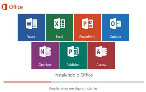 Baixar E Instalar Ou Reinstalar O Office 365 Ou O Office 2016 Em Seu Pc Ou Mac
