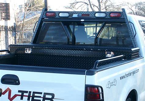 diamond rear window protection frontier truck gearfrontier truck gear