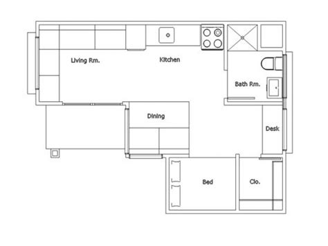 a floor plan for free simple floor plan software free free basic floor plans