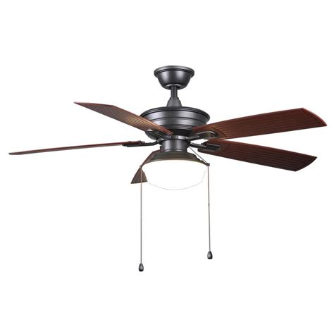 Home Decorators Collection Ceiling Fan by Home Decorators Collection Marshlands Led 52 In Indoor
