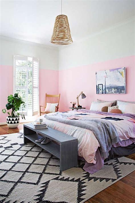 idee deco peinture id 233 e d 233 co peinture int 233 rieur maison les murs bicolores respirent l 233 quilibre