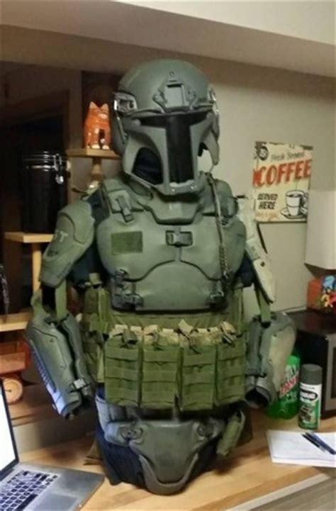 ballistic armour maker  created bulletproof boba