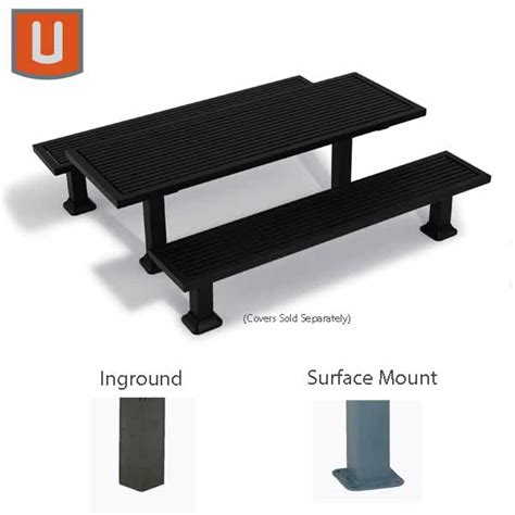 kentland collection 7 rectangular table w benches