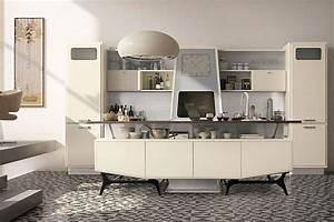 Cucine Vintage In Stile Anni  U0026 39 50  Ecco 20 Modelli A Cui Ispirarsi