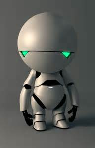 marvin the paranoid android marvin the paranoid android don t talk to me