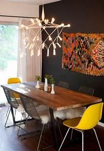 quelle deco salle a manger choisir idees en 64 photos With comment decorer sa salle a manger
