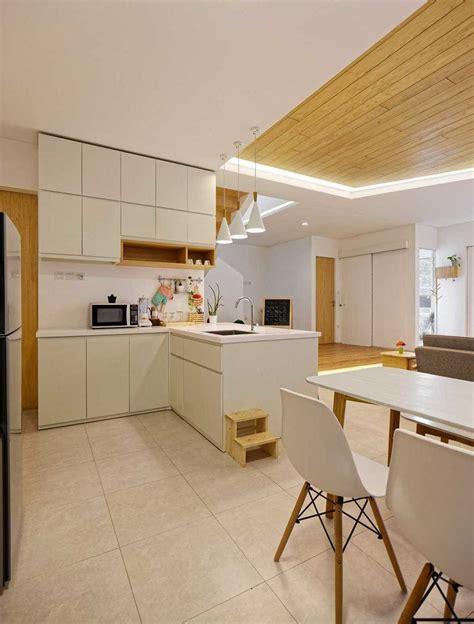 referensi inspirasi desain ruangan dapur minimalis