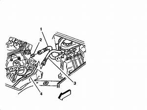 2002 Pontiac Montana Heater Hose Diagram Pictures To Pin