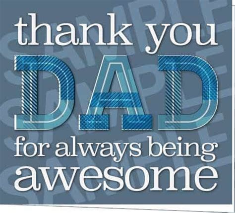 dad printable fathers day card  dad