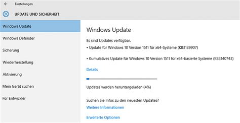 cumulative update for windows 10 version 1511 kb3140743 windows 10 forums
