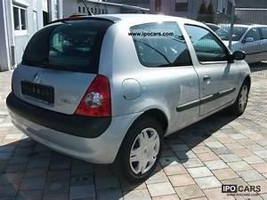 Clio 2 2002 : 2002 renault clio 1 2 16v car photo and specs ~ Medecine-chirurgie-esthetiques.com Avis de Voitures