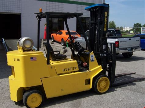 Forklift industry merger and acquisition history