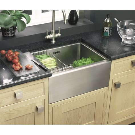 modern kitchen sinks images clearwater belfast single bowl 530mm x 395mm brushed steel