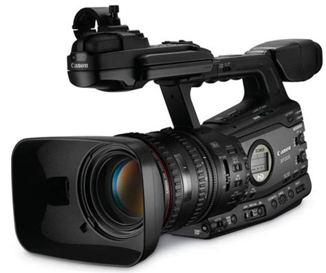 Canon Xf305 And Xf300 Professional 3d Camcorders