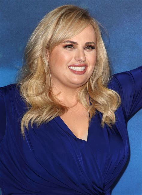 rebel wilson cats photocall  london