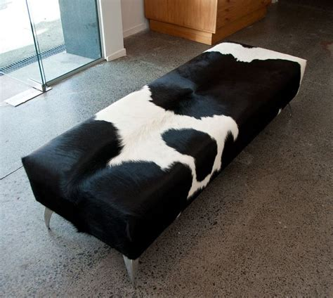 Cowhide Ottoman For Sale by Best 25 Cowhide Ottoman Ideas On