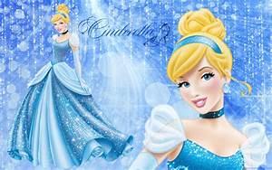 beautiful cinderella disney princess cartoon hd wallpaper With beauti ful carteans pic hd