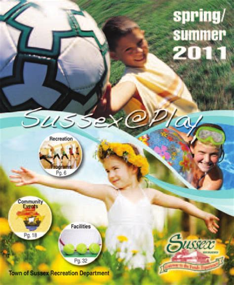 Issuu  Spring Summer Sus Play Leisure Guide By