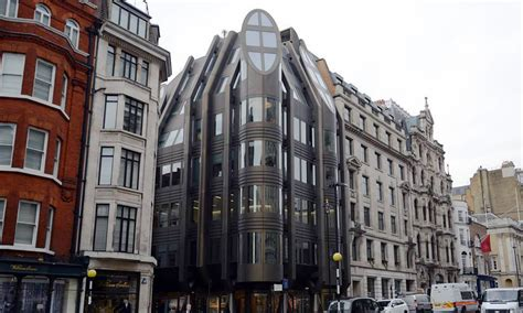 Grattacieli Di Londra E Architettura Contemporanea
