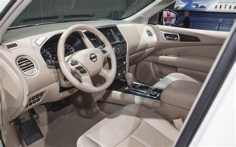 nissan pathfinder 2014 interior 2014 nissan pathfinder hybrid 2013 new york auto show