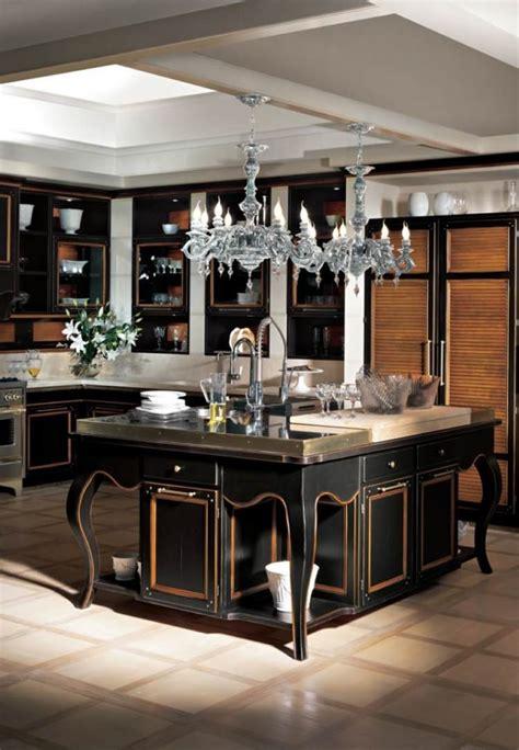 idee ilot central cuisine idée de cuisine design par l ottocento laissez vous inspirer