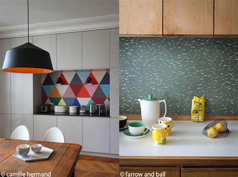 papier peint lessivable cuisine exceptionnel papier peint lessivable pour cuisine 1 le